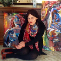 Arianna-Greco-artista-vino