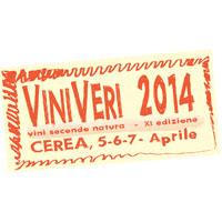 ViniVeri 2014 Cerea Vini secondo Natura